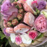 Créations florales, compositions de fleurs naturelles, fleuriste ambon, damgan, surzur, péaule