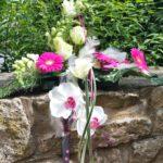 décoration eglise mariage, peaule, muzillac,