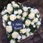 Fleurs deuil, fleuriste enterrement, livraison fleurs deuil, muzillac, ambon ,surzur, damgn